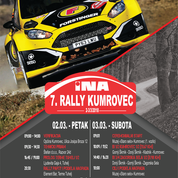 7. Rally Kumrovec, 2./3. 03. 2018.